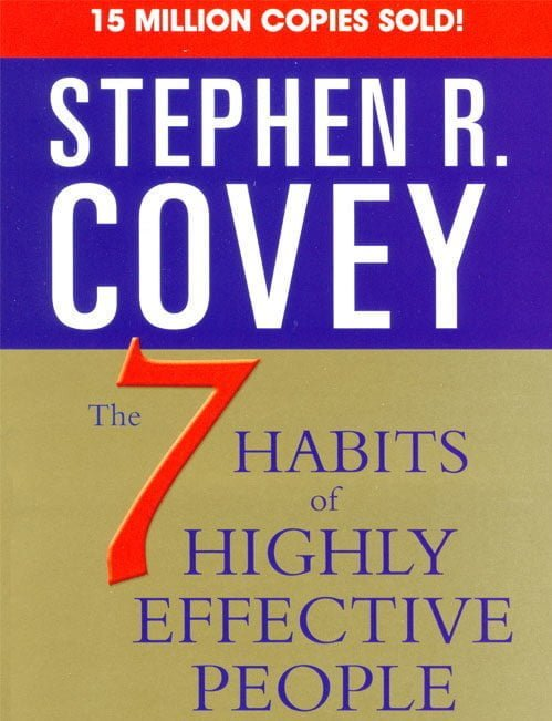 WHY DO I LOVE STEPHEN COVEY'S 7 HABITS